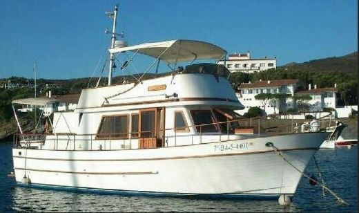 1979 Rocs Marine Trawler 37