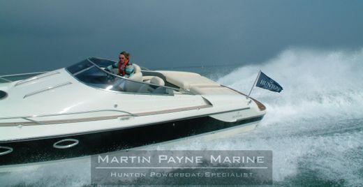 2008 Hunton Powerboats XRS 37