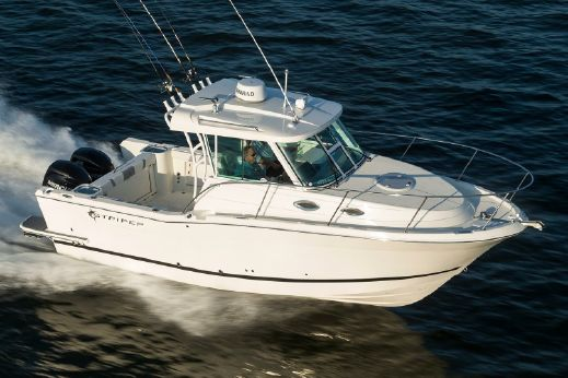 2017 Striper 270 Walkaround