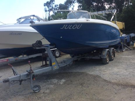 2004 Quicksilver 600 Commander