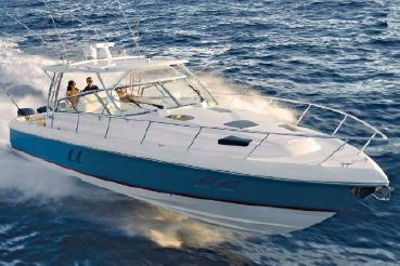 2017 Intrepid 475 Sport Yacht