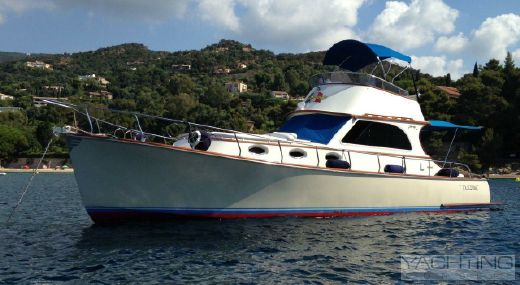 2003 Egemar Liberty 40 Lobster
