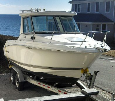 2006 Wellcraft COASTAL 252 WITH LOAD RITE TRAILER
