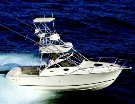 2003 Albemarle 280 Express Fisherman