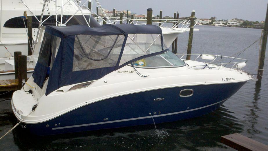 2010 Sea Ray 260 Sundancer Power Boat For Sale - www yachtworld com
