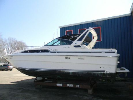1988 Sea Ray 340 Sundancer.