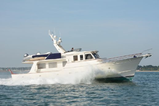 2014 Fleming 58 Pilothouse