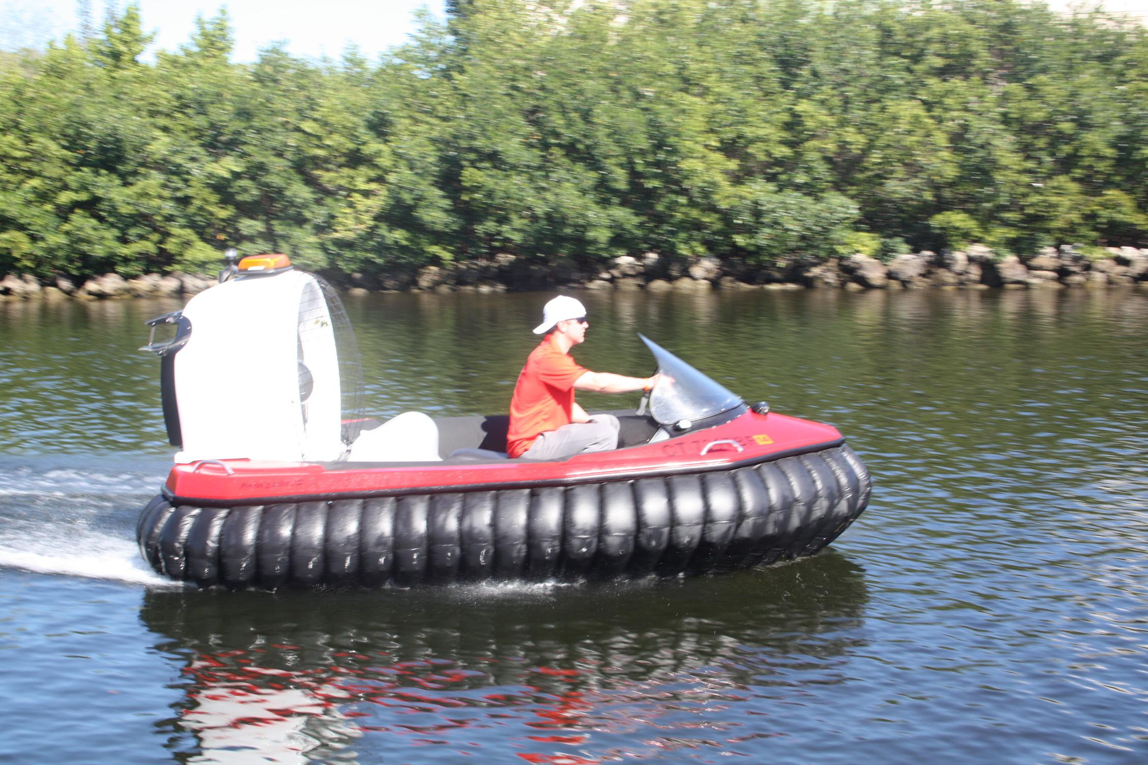 2014 Hovercraft Renegade Power New and Used Boats for Sale ...