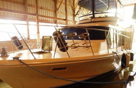 1985 Bluewater 510 Coastal Cruiser