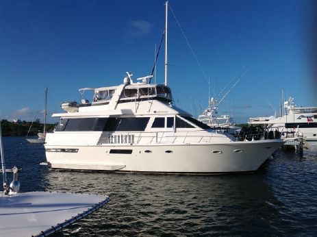 1989 Viking 55 Flybridge Motor Yacht