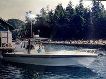 1995 Intrepid 30 Cuddy Fisherman