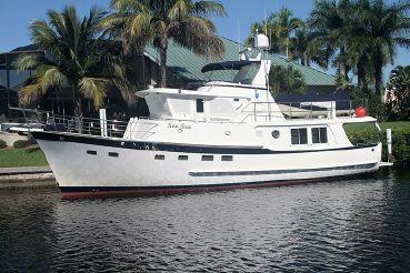 2015 Kadey Krogen 52 Trawler