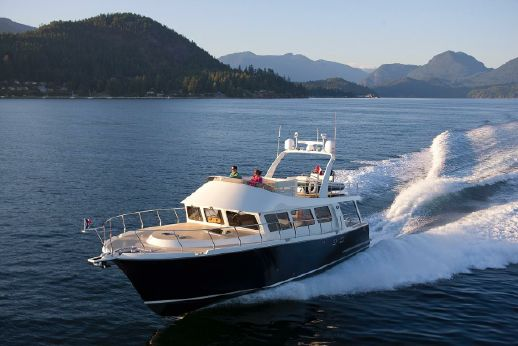 2012 Coastal Craft 56'