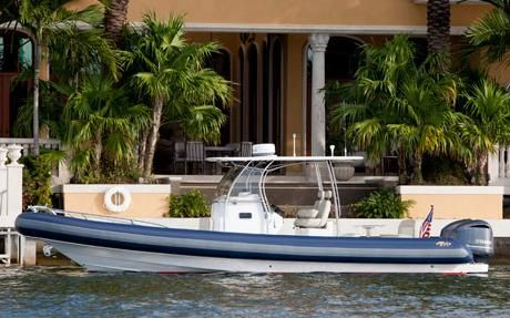 2012 Hunt Yachts HBI 30