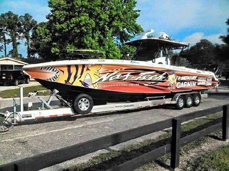 2014 Nor-Tech 392 Superfish