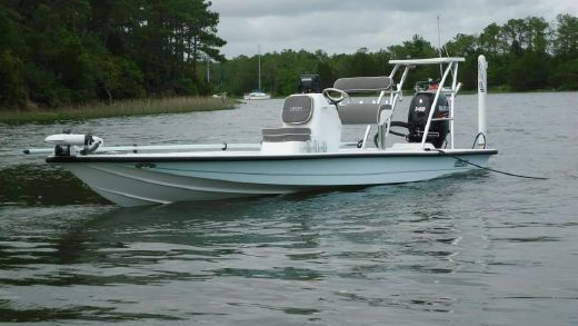 2012 Long Bay Custom Fin Chaser 2100