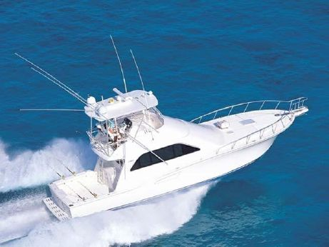 2007 Cabo Yachts 48 Fly