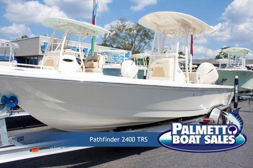 2018 Pathfinder 2400 TRS