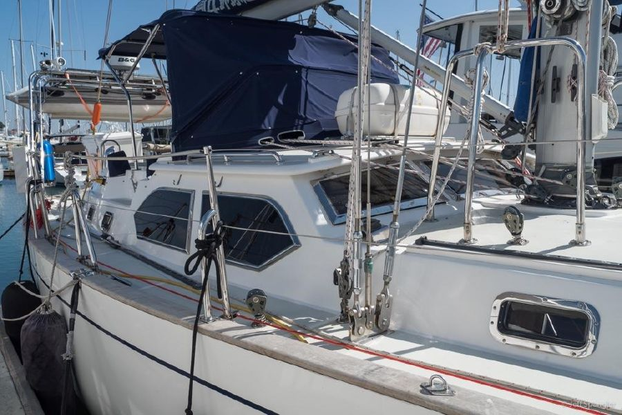 Tayana 48DS for sale in San Diego