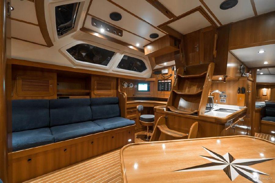 Tayana 48 Deck Salon Sailboat for sale