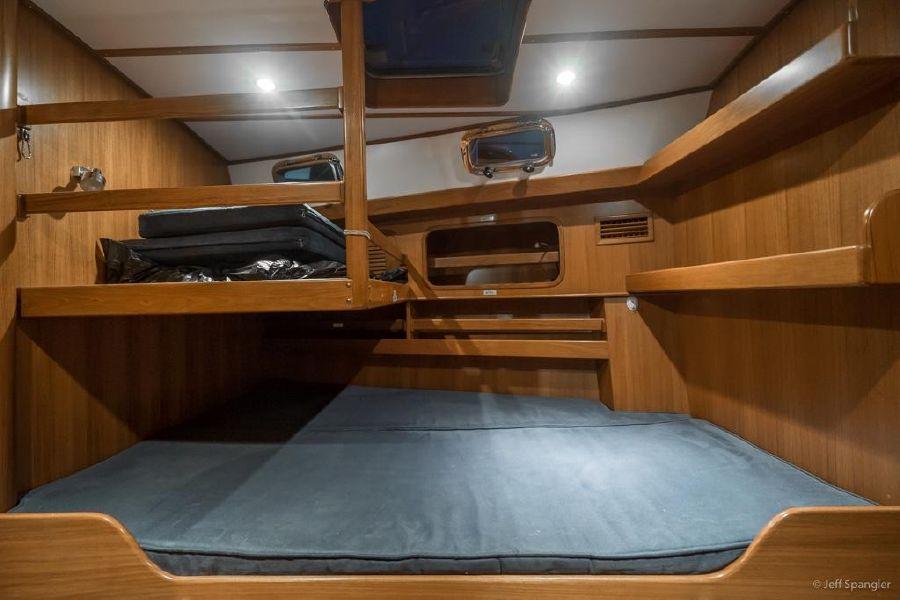 Tayana 48 Deck Salon for sale