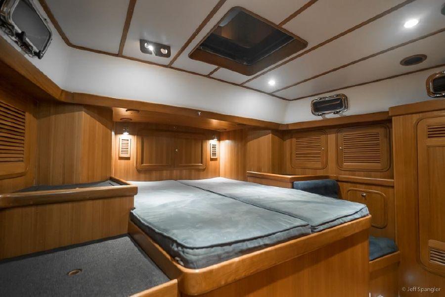 Tayana 48 Deck Salon Master Cabin