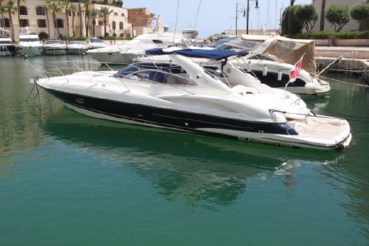 2002 Sunseeker Superhawk 40