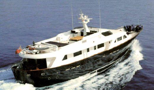 2002 Benetti Sail Division 105 D RPH (Steel)