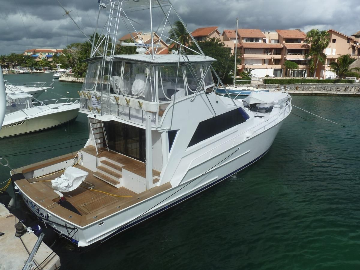 1995 striker sportfish power new and used boats for sale for Fishing boat for sale