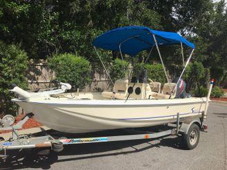 2001 Scout 155 Sportfish