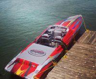 2011 Sunsation 36 T-600's