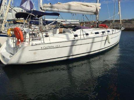 2009 Beneteau Cyclades 43.4
