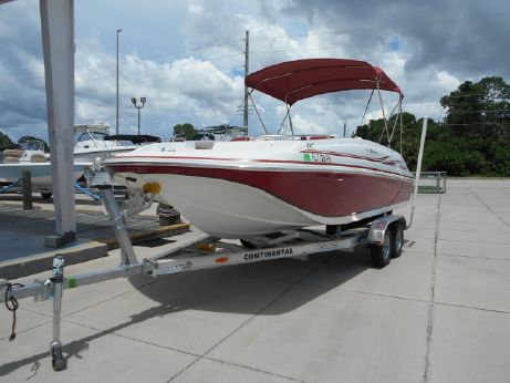Hurricane sundeck sport 188 ob boats for sale yachtworld for Hurricane sundeck for sale