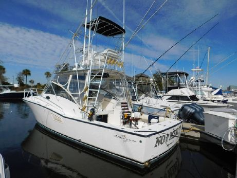 1999 Albemarle 320 Express Fisherman