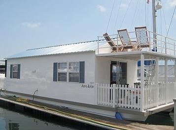 2008 Aqualodge 40 Houseboat