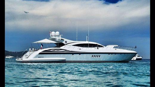 2010 Overmarine Mangusta 108