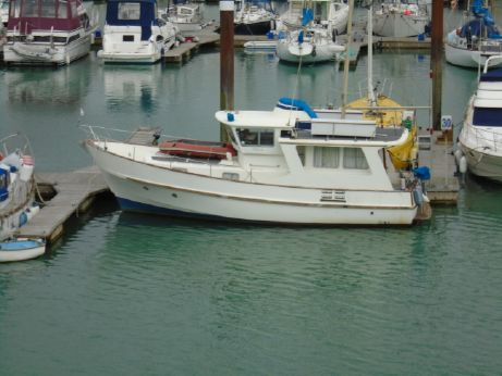 1980 Fairways Fisher Trawler 38