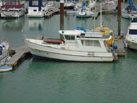 1980 Fairways Fisher Trawler 38