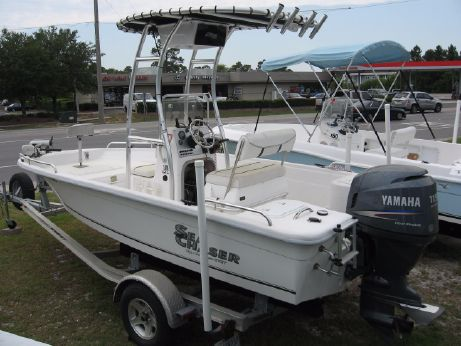 2007 Sea Chaser 1800 RG