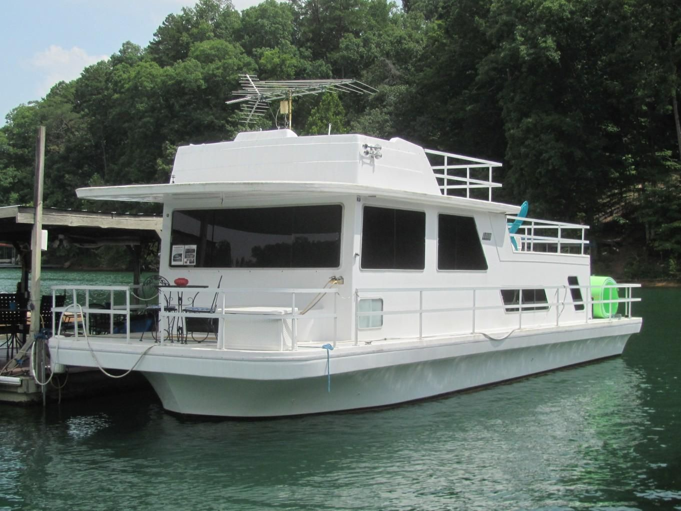 1985 gibson 14 x 44 power boat for sale. Black Bedroom Furniture Sets. Home Design Ideas