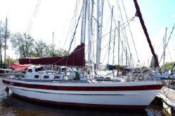 1985 Sailboat Golden Cowrie 38