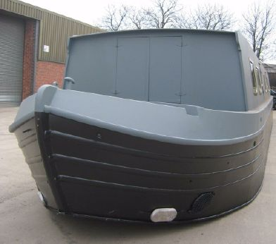 2017 Tyler Wilson - Broom Boats Widebeam Narrowboat