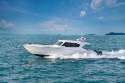 2019 Gulf Craft Silvercraft 48 HT