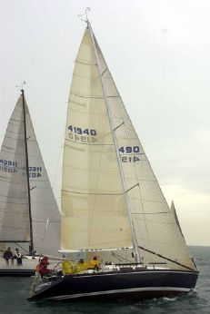1988 Carroll Marine, Ltd. Frers 41