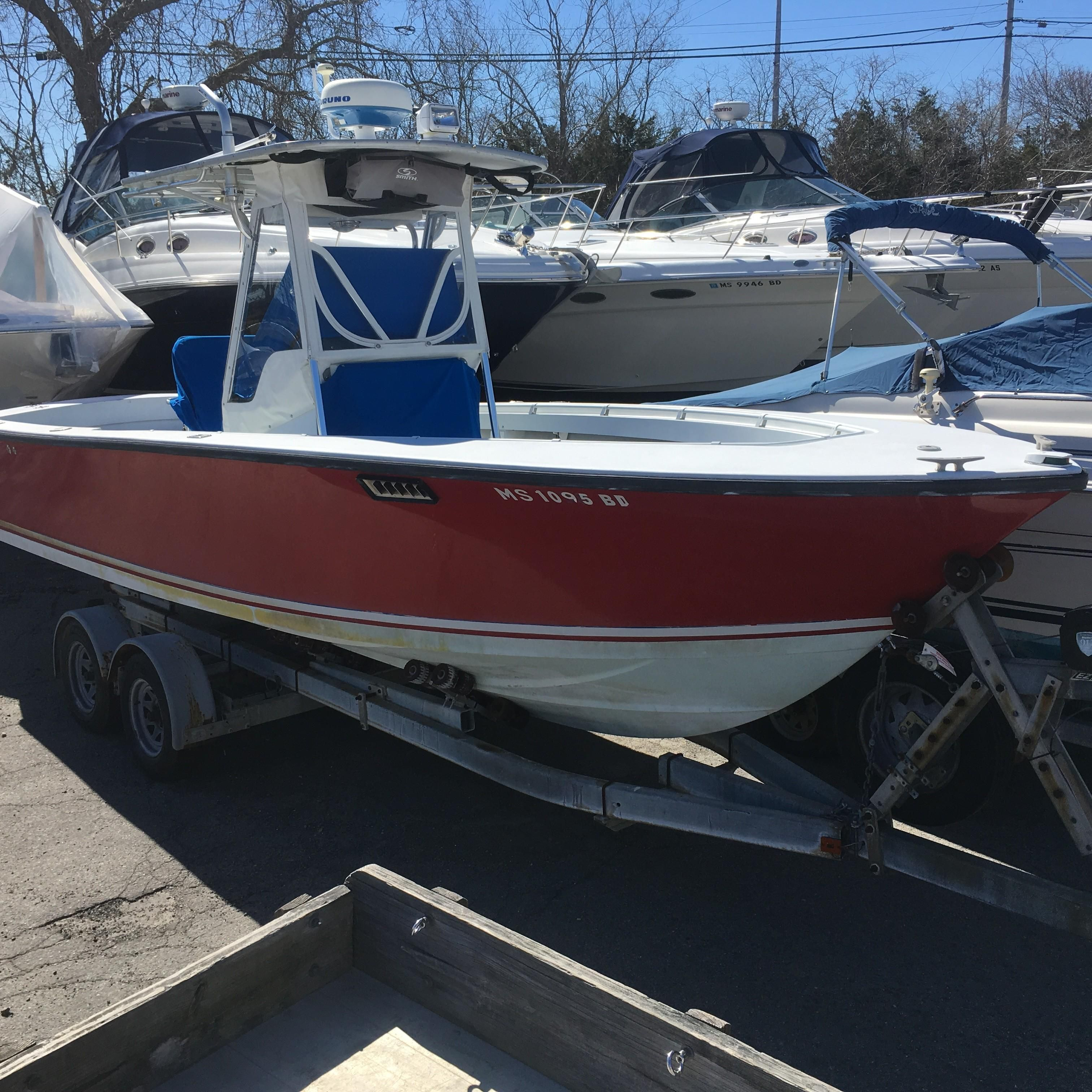 Bay Auto Brokers >> 1975 SeaCraft 23 Center Console Power Boat For Sale - www ...