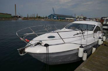 2013 Sessa Marine 35 C