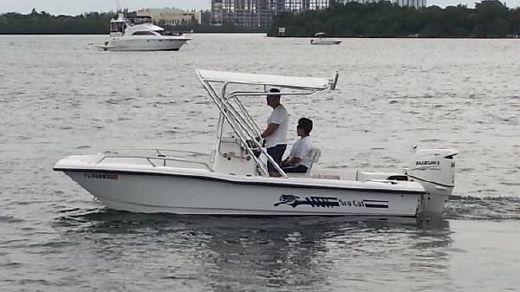 2005 Sea Cat 185CC