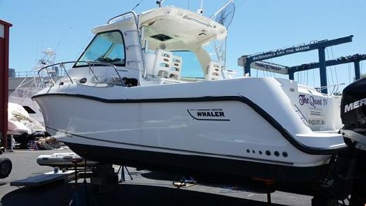 2007 Boston Whaler 345 Conquest