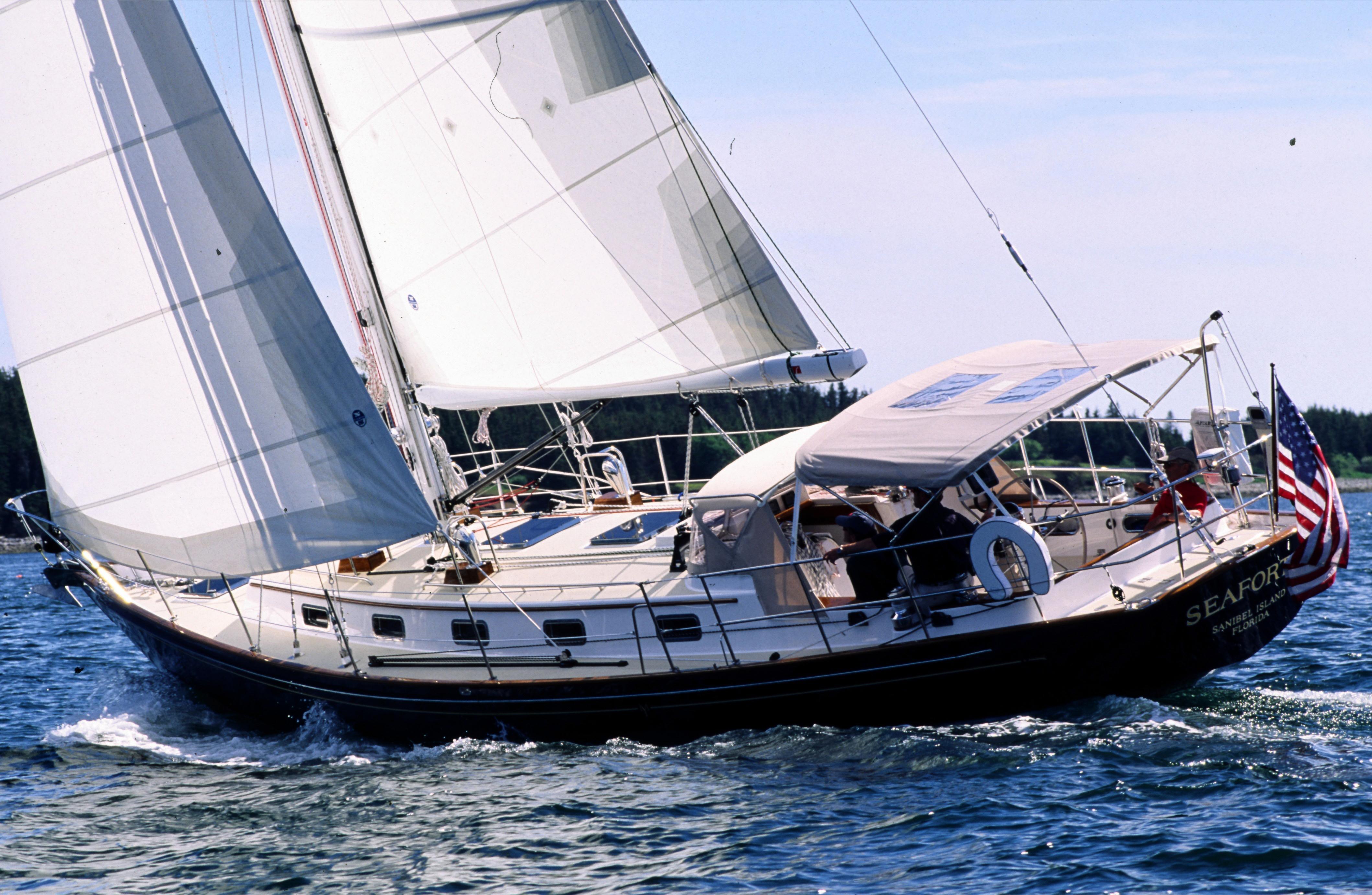 Morris Yachts Ocean Series 46, Bass Harbor, ME