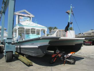 2017 Custom 46 Florida Play Boat